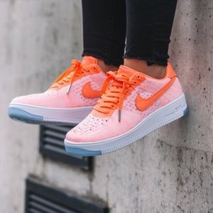 Brand new Air Force Nike flyknit